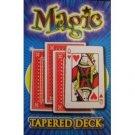 Tapered Magic Trick Magic Card Deck