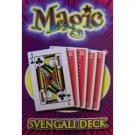 Svengali Magic Trick Nagic Card Deck