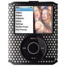 Belkin Micro Grip Case iPod Nano 3G 3rd Generation 4GB/8GB Video (Black) F8Z239