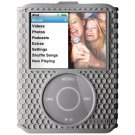 Belkin Micro Grip Case iPod Nano 3G 3rd Generation 4GB/8GB Video (Light Gray) F8Z239-LGY