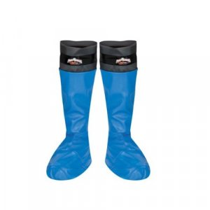 Power Rangers S.P.D. Blue Boot Covers Boots