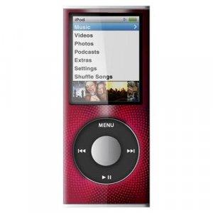 Belkin Remix Metal Case for iPod nano 4G 4th Generation 8GB/16GB Video F8Z381-RED
