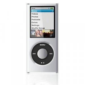 Belkin Remix Acrylic Case for iPod nano 4G 4th Generation 8GB/16GB Video F8Z381-CLR