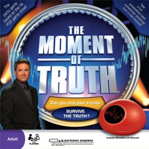 Hasbro - The Moment of Truth Game