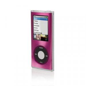 Belkin Remix Metal Case for iPod nano 4G 4th Generation 8GB/16GB Video F8Z381-PNK