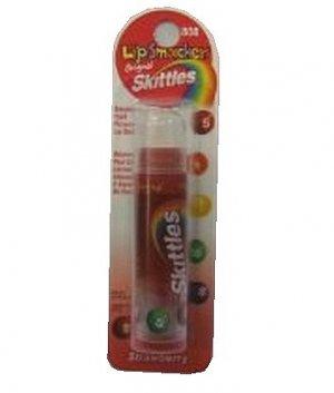 Bonne Bell Lip Smacker Gloss Balm Skittles - Strawberry
