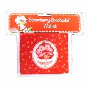 Strawberry Shortcake Bi-Fold Wallet Rosita Fresita