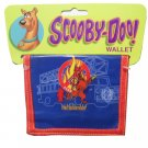 Scooby-Doo Bi-Fold Wallet Fire Department
