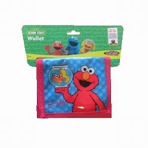 Sesame Street Elmo Bi-Fold Wallet