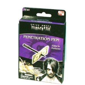 Criss Angel Mindfreak Penetration Pen Magic Trick