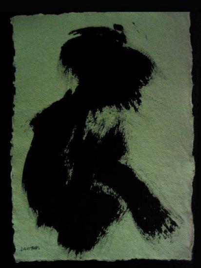 Black Nude 9
