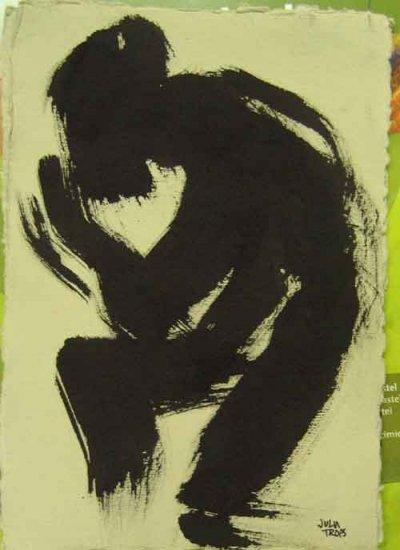 Black Nude 44