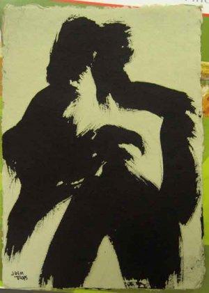 Black Nude 45