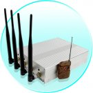 Mounted Cellphone Jammer with Remote Control