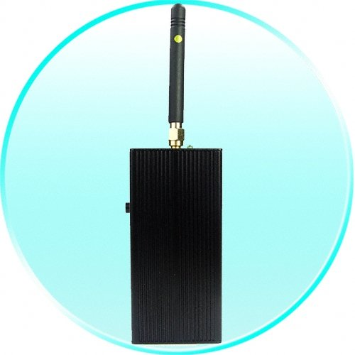 Handheld Portable GPS Jammer