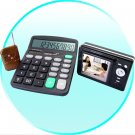 Calculator Spy Camera with DVR