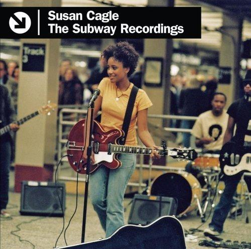 The Subway Recordings [Audio CD] Cagle, Susan