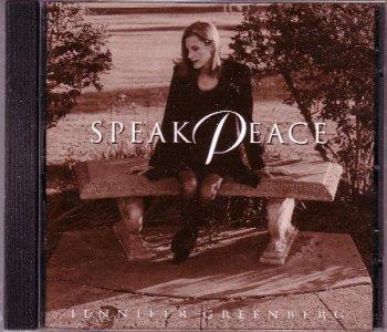 Speak Peace [Audio CD]
