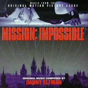 Mission: Impossible - Music From The Original Motion Picture Score [Soundtrack]