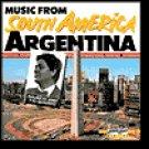 Music From South America: Argentina [Audio CD] Jerez, Mauricio
