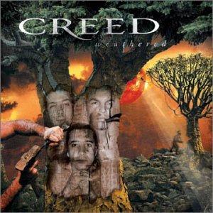 Weathered [Audio CD] Creed