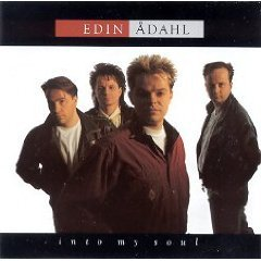 Into My Soul by Edin Adahl (Audio CD - 1990)