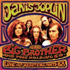 Live at Winterland '68 by Janis Joplin (Audio CD - Feb 1, 2008) - Live