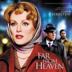 Far from Heaven (Score) by Elmer Bernstein (Audio CD - 2002) - Soundtrack