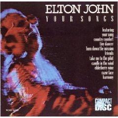 Your Songs by Elton John (Audio CD - Feb 1, 1991)