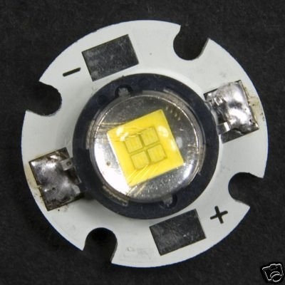 900Lm SSC P7 C-Bin LED Emitter with 21mm Heat Sink Base