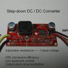 DIY Step Down DC - DC Converter Circuit Vin(4-25V ) Vout (1-10V)