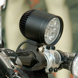 660Lm 3x CREE Q5 WC LED Bike Light System