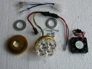 DIY 850Lm CREE LED Module Kit for Motor Bike Headlight