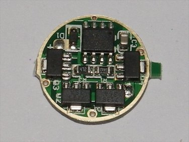 AMC7135 7 Mode 1400mA PWM driver for Seoul, CREE LED & other Led 3-4.6V input