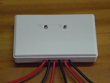 12V 5Amp Solar Charge Controller with Dusk to Dawn Function