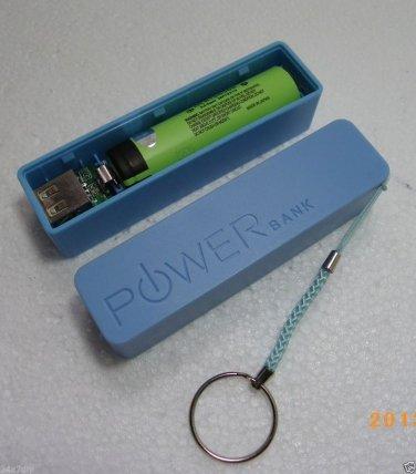 DIY MOBILE POWER BANK WITH ORIGINAL PANASONIC NCR18650B 3400mA BATTERY