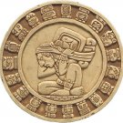 MAYA Calendar wall plaque home decor Mayan Art