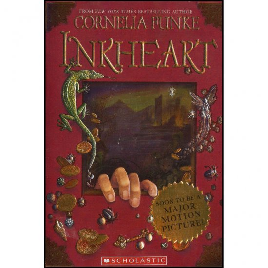 Inkheart by Cornelia Funke