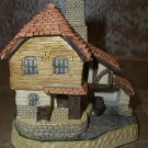 David Winter Cottages THE BOAT HOUSE With Box & COA