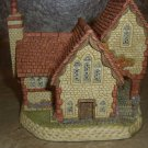 David Winter Cottages STAFFORDSHIRE VICARAGE Box & COA