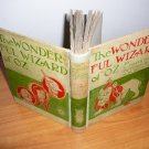 The Wonderful Wizard of Oz. 1st edition, 1st state.Only 10,000  copies printed in 1899. 24 color pl.
