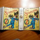 Original dust jacket for Scarecrow of Oz