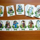 2008 Wizard of Oz trading cards series. 60 cards.