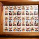 40 postage Stamps Issued Honoring these Classic Films of 1939 in frame