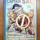 Captain Salt in Oz. 1st edition (c.1936)