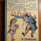 Dorothy and the Wizard of Oz. 1st edition, 2nd state