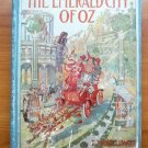 Emerald City of Oz. 1st edition, 1st state ~ 1910