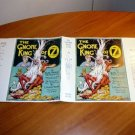 Facsimile dust jacket for Gnome King of Oz book