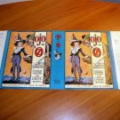 Facsimile dust jacket for Ojo in Oz book