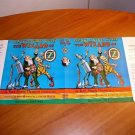 Facsimile dust jacket for Ozoplaning with the Wizard of Oz book